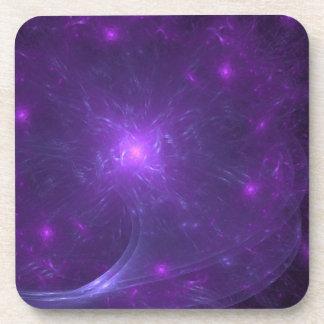 Purple and Pink Cosmic Adventure Coaster