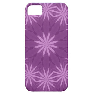 Purple and Pink Garden iPhone SE/5/5s Case