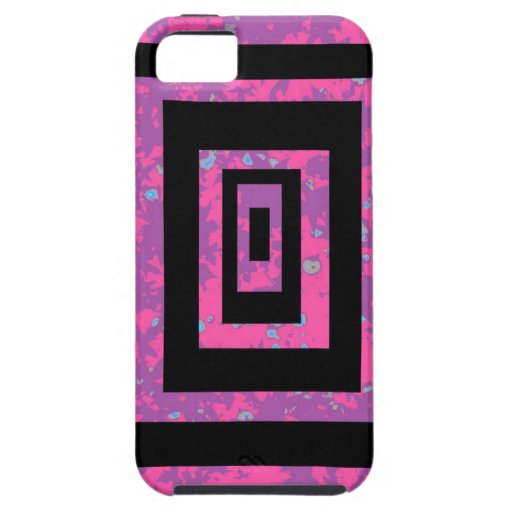 purple and pink iPhone 5 cases