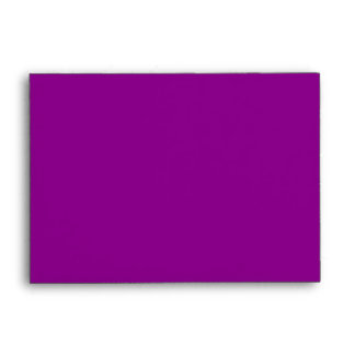 Purple and Pink Keep Calm and Carry On Envelope