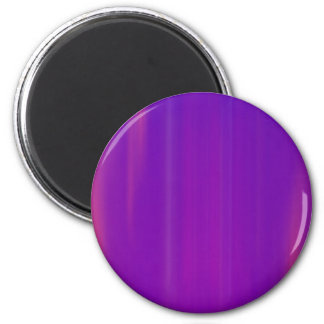Purple and Pink Motion Blur: 2 Inch Round Magnet