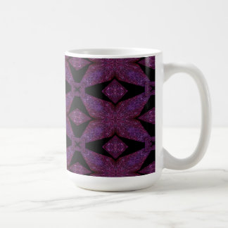 Purple and Pink Shimmer Coffee Mug