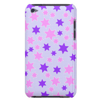 Purple and Pink Stars iPod Touch Case-Mate Case