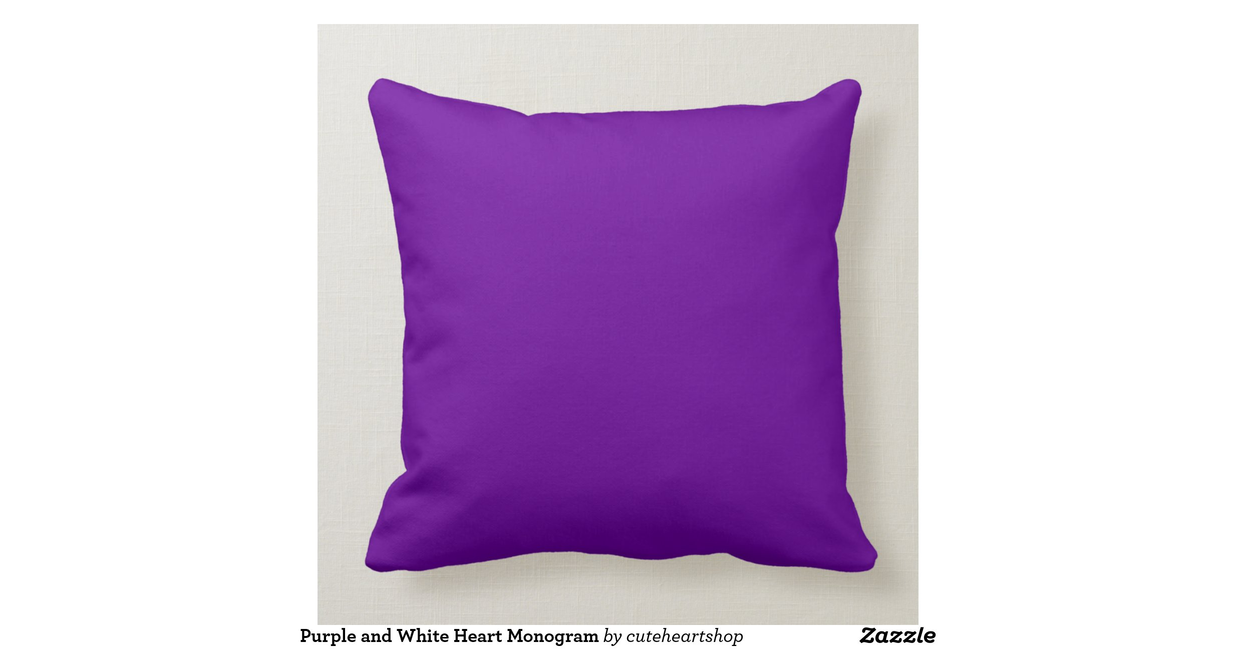 White Heart Throw Pillow : purple_and_white_heart_monogram_throw_pillow-r1e86716625fc4b78b9650f8f9dd6c3de_i5f26_8byvr_1200 ...