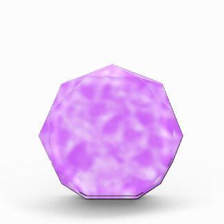 Purple and White Mottled Award