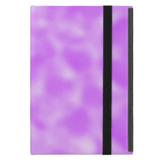 Purple and White Mottled Case For iPad Mini