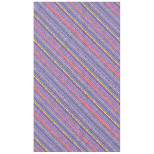 Purple And Yellow Canyonlands Tablecloth