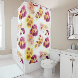 purple and yellow shower curtain.  yellow and purple shower curtain curtains zazzle The Best 28 images of