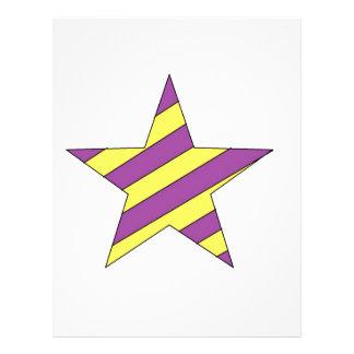 purple and gold stars - photo #33