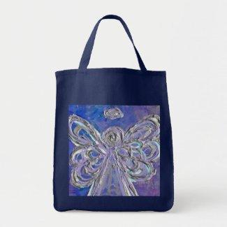 Purple Angel Bag