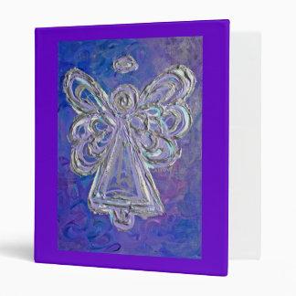 Purple Angel Binder