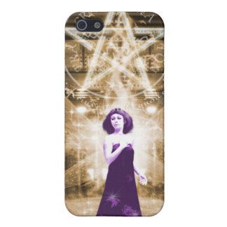 Purple Angel Cases For iPhone 5