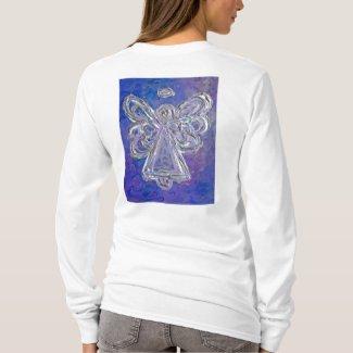Purple Angel T-shirt
