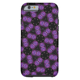 Purple Anther Filament iPhone 6 Phone Case