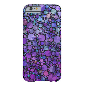 Purple Appetite Barely There iPhone 6 Case