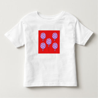 Purple Apple Tree Toddler T-shirt