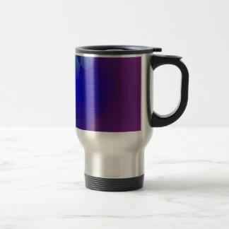 Purple Aquarium Travel Mug