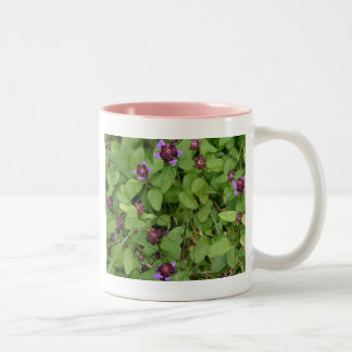 Purple Archangel Wildflower Mugs