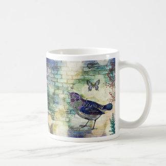 Purple Art Design Mug