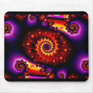 purple ascension mouse pad