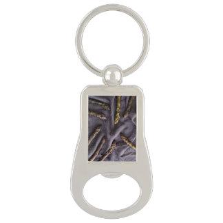 Purple asparagus bottle opener