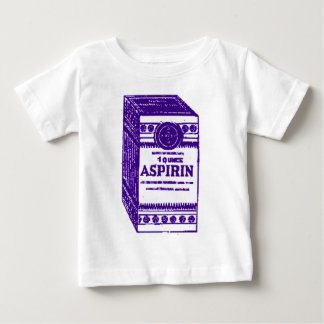 Purple Aspirin Shirt