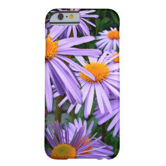 Purple Aster Barely There iPhone 6 Case