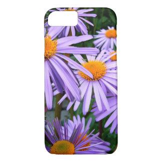 Purple Aster iPhone 7 Case