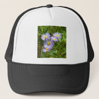 Purple Aster Trucker Hat