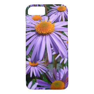 Purple Asters iPhone 7 case