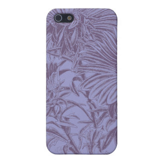 Purple Asters Speck Case