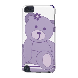 Purple Awareness Bears iPod Touch (5th Generation) Case