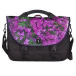 Purple Azaleas Commuter Bag