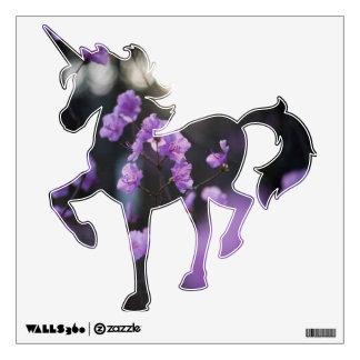 Purple Azaleas of Hope Wall Sticker