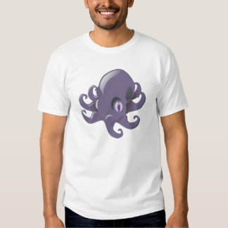Purple Baby Octopus T-Shirt