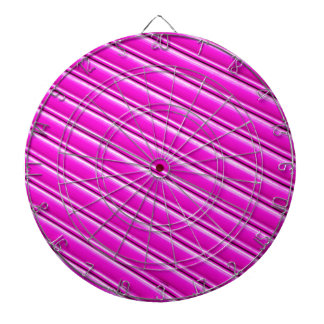 Purple background dart board