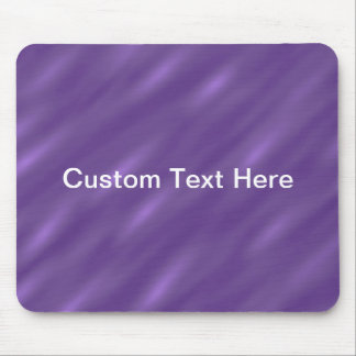 Purple Background Mouse Pad