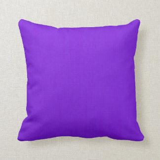 Purple Background Throw Pillow