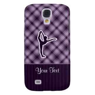 Purple Ballet Samsung Galaxy S4 Cover