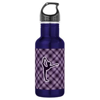 Purple Ballet Water Bottle