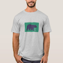 Purple Bear Society T-Shirt