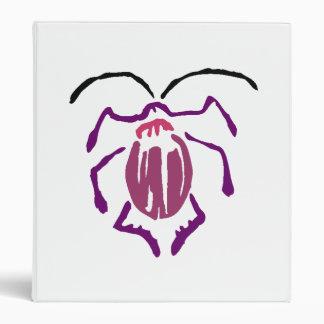 Purple Beetle Binders