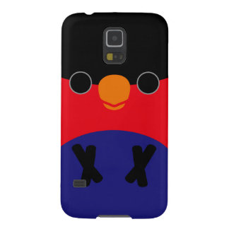 Purple-bellied Lory Galaxy S5 Covers