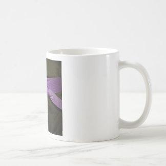 Purple Belt Classic White Coffee Mug