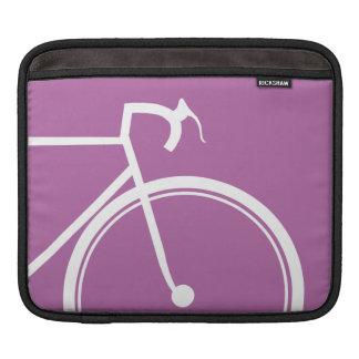 Purple Bike Sleeve For iPads