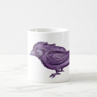 Purple Bird Coffee Mug