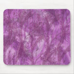 Purple Blooms Mousepad Mousemats