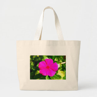 Purple Blossom Bag