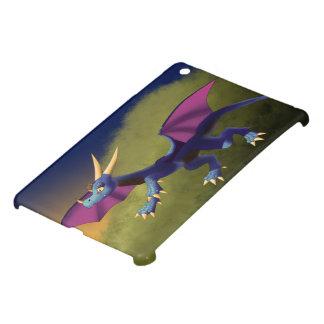 Purple/Blue Dragon 11/14/15 Cover For The iPad Mini