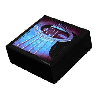 Purple/Blue Dreadnought gift box